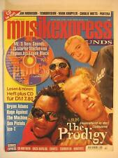 MUSIK EXPRESS SOUNDS 1996 # 7 - PRODIGY BRYAN ADAMS RAGE AGAINST INCL. CD