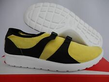 NIKE SOCK RACER SP NSW GENEALOGY OF FREE MAIZE YELLOW-BLACK SZ 11 [677738-700]