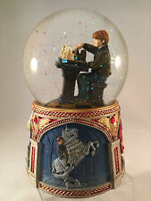 Harry Potter Ron Weasley Sorcerers Stone Chess San Francisco Music Box SnowGlobe