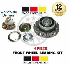 FOR BMW 3 SERIES COUPE E36 1992-1999 4 PIECE FRONT WHEEL BEARING HUB KIT