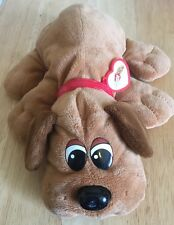 Pound Puppies Puppy Plush Stuff Toy 80's vintage plush