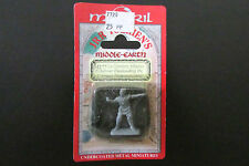 OOP Lord Of The Rings / Mithril Miniatures M277 Numenorean Dunnish Tracker BNIB