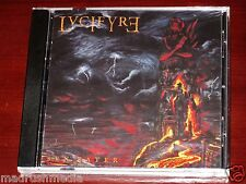 Lucifyre: Sun Eater CD 2014 Lvcifyre Svn Dark Descent Records DDR094CD NEW