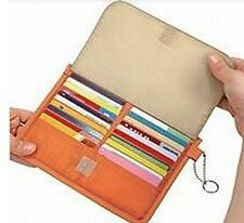 Large Multi-purpose Cards Case 40 Card Packages/Wallet