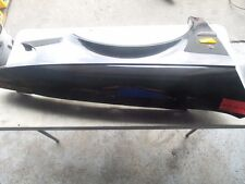 1999 SAAB 9-3 2.3 TURBO CONVERTIBLE FRONT RIGHT DRIVERS GUARD FENDER IN BLACK