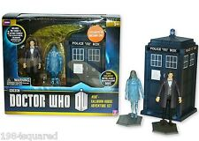 Doctor Who Hide Caliburn House Playset 10th Dr Exclusive Cara TARDIS New Mint