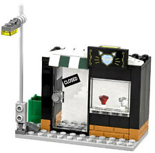 NEW LEGO JEWELRY STORE from set 70902 Catwoman Catcycle Chase batman movie