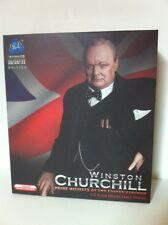 "DID 1:6 WW II PRIME MINISTER OF ENGLAND, ""WINSTON CHURCHILL""."