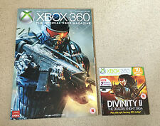 Official Xbox 360 Magazine Issue 71- April 2011- Crysis 2 Cover- With Demo