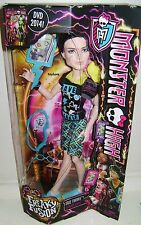 Monster High Freaky Fusion SAVE FRANKIE JACKSON JEKYLL Boy Doll Ghouls Hybrid !!
