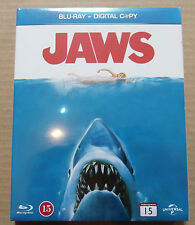 Jaws    (NEW with slip Blu Ray) Region B Import Full Engish Audio