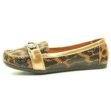 Women's Snake Skin Slip-on Shoes, Moccasins, Loafers, Flats 5-10US/35.5-41EU