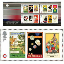 UK London Underground Miniature Sheet MNH 2013
