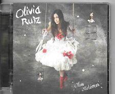 CD ALBUM 13 TITRES--OLIVIA RUIZ--MISS METEORES--2009