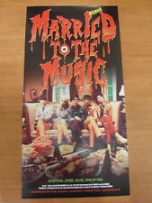 SHINee - Married To The Music [OFFICIAL] POSTER K-POP *NEW*
