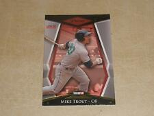 2011 Tristar Pursuit For the Record Rookie #1 Mike Trout RC
