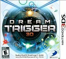 NEW 3DS 2DS Game     Dream Trigger 3D