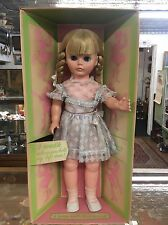 """Vintage 22"""" Walking Doll In Original Box COLOMBO DOLL COMPANY"""
