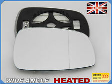 Wing Mirror Glass SUZUKI SWIFT 2005-2010 Wide Angle HEAT Right Side #SU015