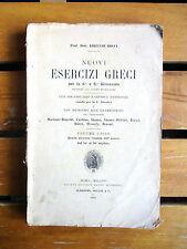 Rocci NUOVI ESERCIZI GRECI Alberighi 1910