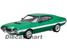 1972 FORD GRAN TORINO THE FAST AND THE FURIOUS (2009) 1:43 GREENLIGHT 86218