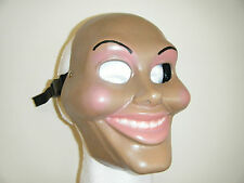 THE PURGE HALLOWEEN FIBERGLASS COSPLAY MASK MOVIE FANCY DRESS UP DELUXE NEW WWE