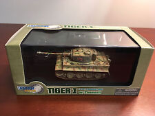 Dragon Armor 1:72 Tiger 1 Late Production, sSSPzAbt 101, France 1944, No. 60021