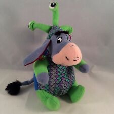 "Disney Eeyore Beanie Monsters Inc Boo Costume Plush Disney Store 8"" Halloween"