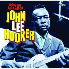 Motor City Blues Master - John Lee Hooker (2012, CD NIEUW)4 DISC SET