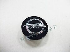 New Genuine Opel Adam 2013- Black Alloy Wheel Centre Cap 13395741
