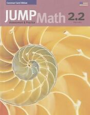 JUMP Math AP Book 2. 2 : US Common Core Edition by John Mighton (2014, Paperb...