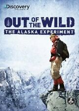 Out of the Wild: The Alaska Experiment (DVD, 2009, 2-Disc Set) - NEW!!