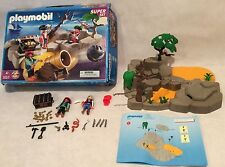 Playmobil 3127 Super Set Take Along Pirate Playscape Starter Set RETIRED