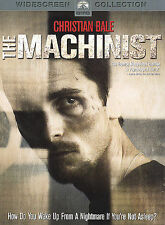 The Machinist, Good DVD, Robert Long, Matthew Romero Moore, Anna Massey, Reg E.