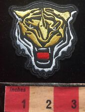 Gorgeous TIGER Patch ~ Red Tongue And Penetrating Eyes 71WP