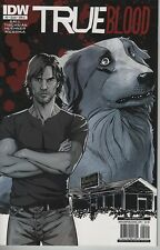 True Blood #2 mini series comic book HBO TV show series Sookie Bill Eric