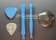 Camera TFT/LCD Window Removal Tool Set Suction Cup and 2 plastic tools