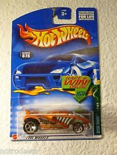 2002 HOT WHEELS - COLD BLOODED SERIES 2/4 - SPEED SHARK #076