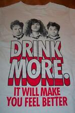 WORKAHOLICS Comedy Central T-Shirt XL NEW