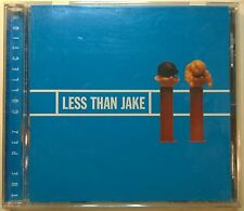 █► Less Than Jake the pez Collection 1999 24 tracks punk ska MOON CD 045