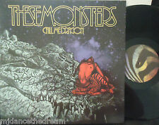 THESE MONSTERS ~ Call Me Dragon ~ VINYL LP