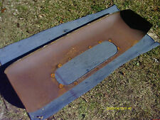 36 37 38 CHEVY PU TRUCK rear window panel HOT RAT ROD GMC