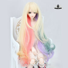 "9-10"" 1/3 BJD Wig or 70cm BJD Wig Hair Dollfie DREAM Luts EID DOD AOD SD WIG 109"