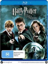 Harry Potter and the Order of the Phoenix = NEW Blu-Ray Region B