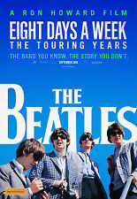 THE BEATLES EIGHT DAYS A WEEK MANIFESTO RON HOWARD JOHN LENNON PAUL MCCARTNEY