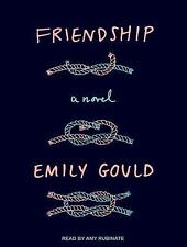 Friendship by Emily Gould (2014, MP3 CD, Unabridged)