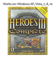 Heroes of Might & and Magic III 3 Complete Collection PC Game Key Code