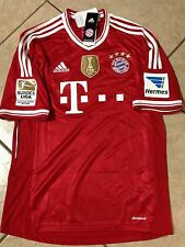 Germany bayern Munich Shirt Small Schweinsteiger Trikot jersey Fifa Club Patch
