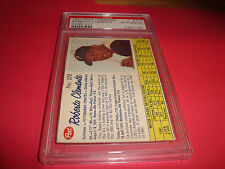 1962 Post Cereal Canadian #173 Roberto Clemente psa A Pittsburgh Pirates (981)