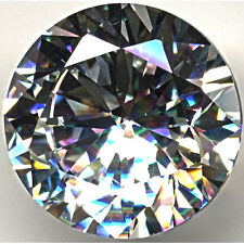 Brilliant Round-Cut  15mm   Loose Gemstones